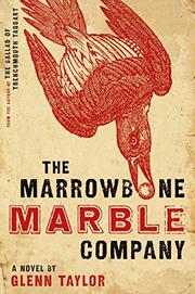 Book Cover for THE MARROWBONE MARBLE COMPANY