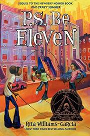 Book Cover for P.S. BE ELEVEN