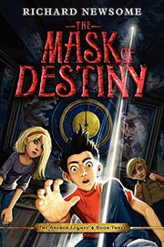 Book Cover for THE MASK OF DESTINY