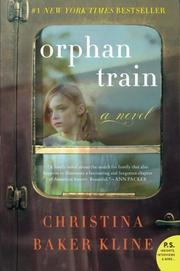 ORPHAN TRAIN by Christina Baker Kline