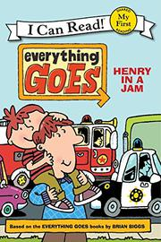HENRY IN A JAM by B.B. Bourne