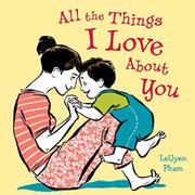 Book Cover for ALL THE THINGS I LOVE ABOUT YOU