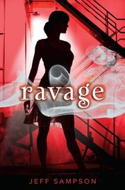 Cover art for RAVAGE