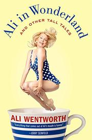 Cover art for ALI IN WONDERLAND