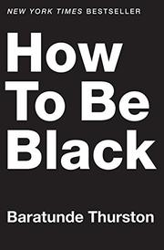 Cover art for HOW TO BE BLACK