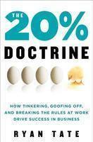 THE 20% DOCTRINE by Ryan Tate