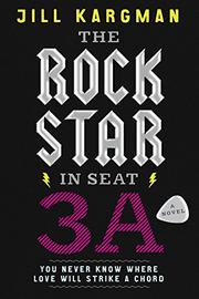 Cover art for THE ROCK STAR IN SEAT 3A