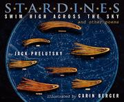 Book Cover for STARDINES SWIM HIGH ACROSS THE SKY