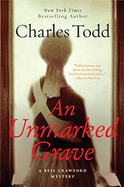Book Cover for AN UNMARKED GRAVE