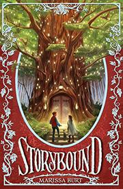 Cover art for STORYBOUND