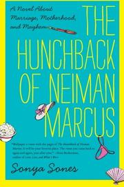 THE HUNCHBACK OF NEIMAN MARCUS by Sonya Sones