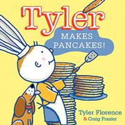 Cover art for TYLER MAKES PANCAKES!