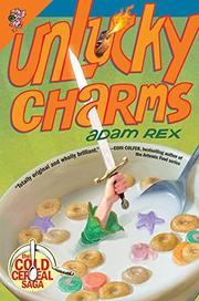 Book Cover for UNLUCKY CHARMS
