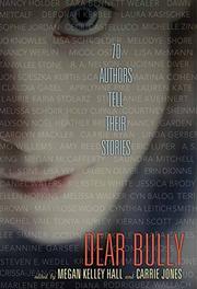 DEAR BULLY by Megan Kelley Hall