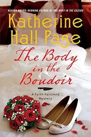 Book Cover for THE BODY IN THE BOUDOIR