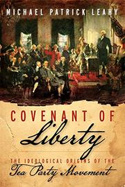 Cover art for COVENANT OF LIBERTY