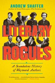 Cover art for LITERARY ROGUES