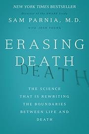 Cover art for ERASING DEATH