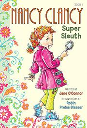 Cover art for NANCY CLANCY, SUPER SLEUTH