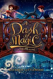 Cover art for A DASH OF MAGIC
