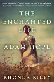 Cover art for THE ENCHANTED LIFE OF ADAM HOPE