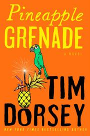 Book Cover for PINEAPPLE GRENADE