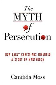 Cover art for THE MYTH OF PERSECUTION