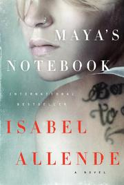 Book Cover for MAYA'S NOTEBOOK