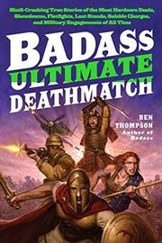 Book Cover for BADASS
