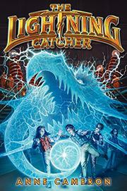 THE LIGHTNING CATCHER by Anne Cameron