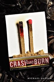 Book Cover for CRASH AND BURN