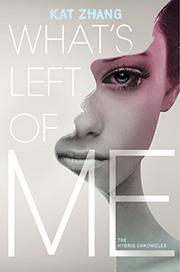 Cover art for WHAT'S LEFT OF ME