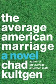 Book Cover for THE AVERAGE AMERICAN MARRIAGE