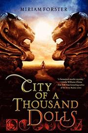 Book Cover for CITY OF A THOUSAND DOLLS