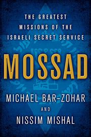 Book Cover for MOSSAD