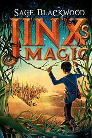 JINX'S MAGIC by Sage Blackwood
