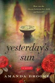 Cover art for YESTERDAY'S SUN