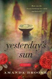 YESTERDAY'S SUN by Amanda Brooke