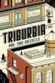 Cover art for TRIBURBIA