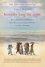 Cover art for HOWEVER LONG THE NIGHT