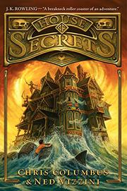 Cover art for HOUSE OF SECRETS