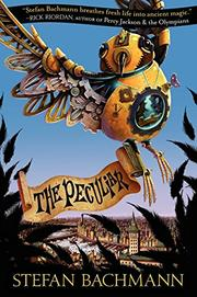 Cover art for THE PECULIAR