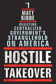 Book Cover for HOSTILE TAKEOVER