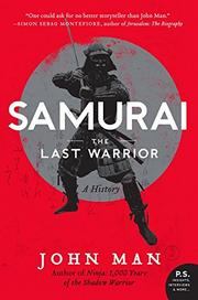 SAMURAI by John Man