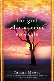Book Cover for THE GIRL WHO MARRIED AN EAGLE