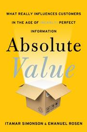 ABSOLUTE VALUE by Itamar Simonson