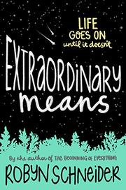 EXTRAORDINARY MEANS by Robin Schneider