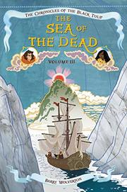 THE SEA OF THE DEAD by Barry Wolverton