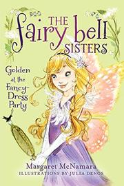 GOLDEN AT THE FANCY-DRESS PARTY by Margaret McNamara