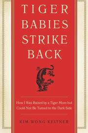 Cover art for TIGER BABIES STRIKE BACK